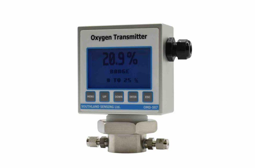 Analyseur d'Oxygène O2 en ligne OMD-507